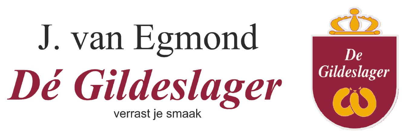 Gildeslagerij Van Egmond